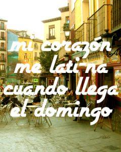 latina domingo planes recomendaciones