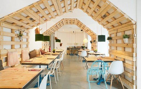 mr frank Madrid - restaurante - vintage