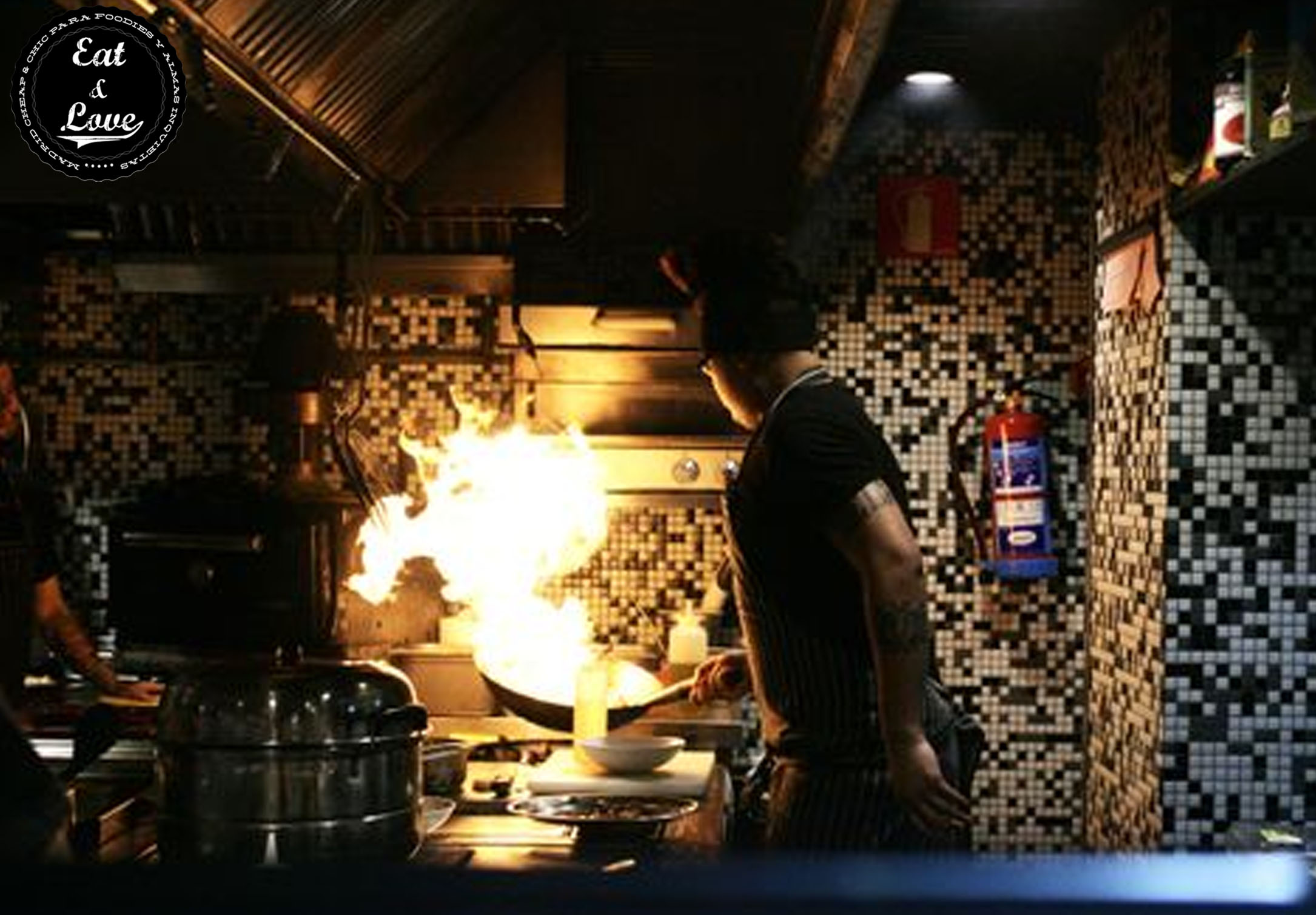 Restaurante Streetxo - Madrid