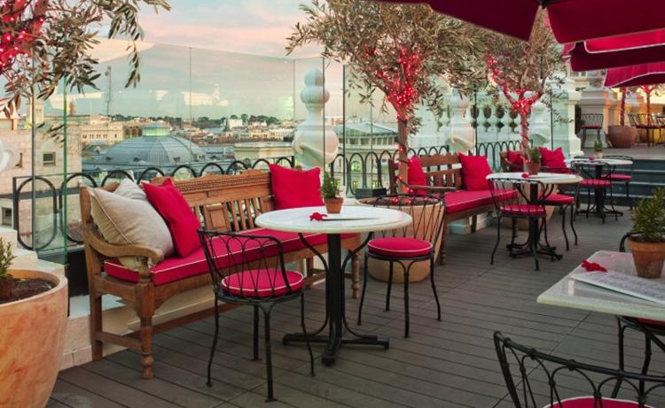 40 terrazas para tocar el cielo de madrid eat love madrid - Pisos con encanto madrid ...