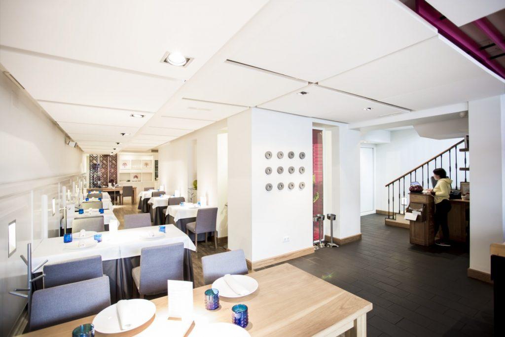 PuntoMX restaurante mexicano Michelin Madrid