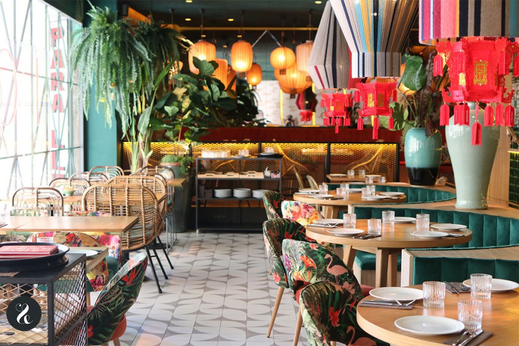 Buda Feliz - Restaurantes buenos, bonitos y baratos Madrid