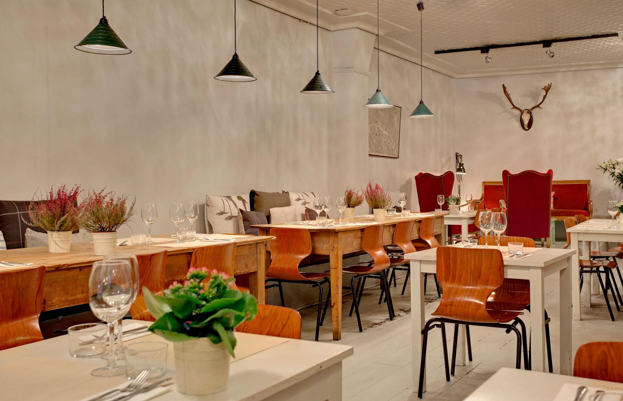 Clarita- Restaurantes buenos, bonitos y baratos Madrid