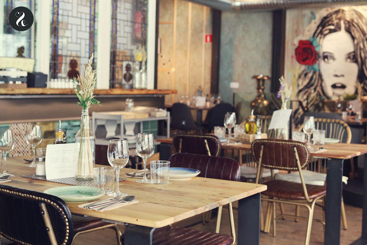 Superchulo - Restaurantes buenos, bonitos y baratos Madrid