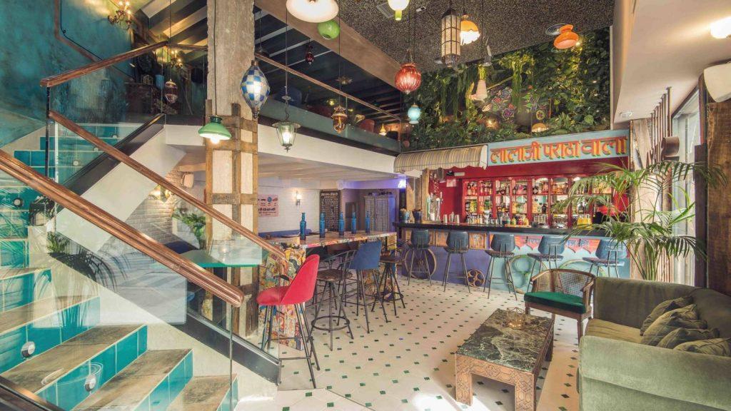 Surya - Restaurantes buenos, bonitos y baratos Madrid