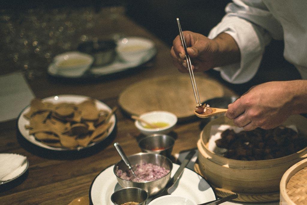 En 'The Table' encontrarás una propuesta de alta cocina diferente cada mes. En fechas cómo estas, merece la pena darse el capricho, ¿no?