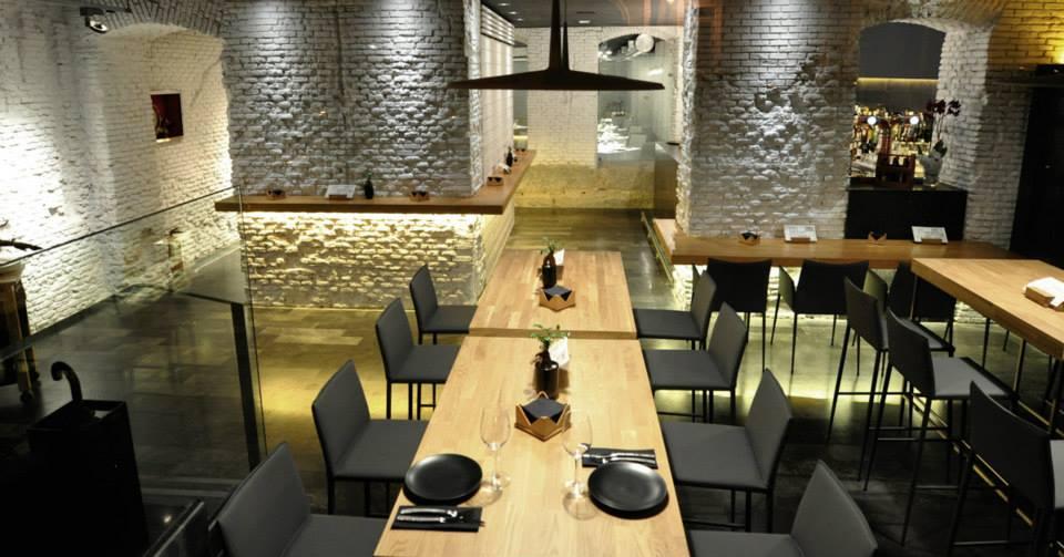 Alabaster - restaurante Madrid