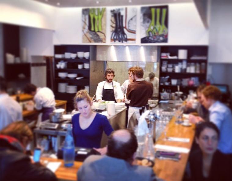 Dstage - restaurante Madrid