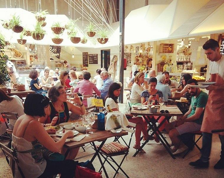 Huerto de Lucas - restaurante Madrid