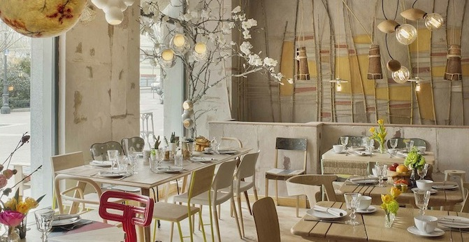 Mamá Campo - restaurante Madrid