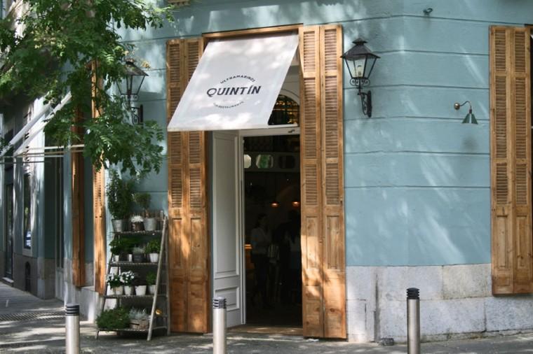 Quintín - restaurante Madrid