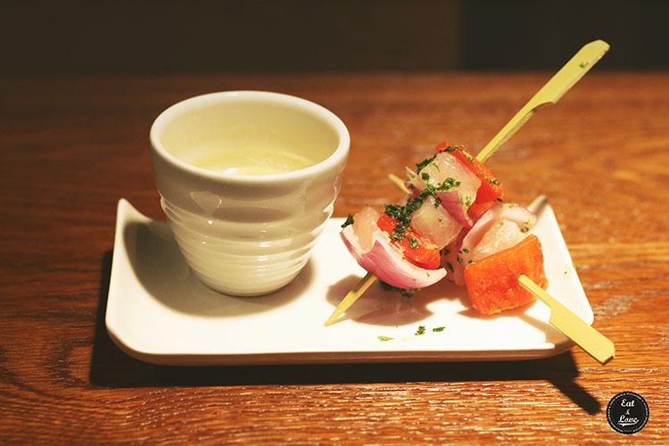Yakitoro - restaurante Madrid