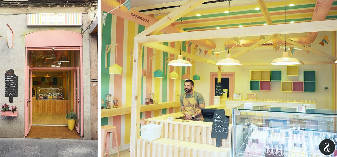 Nueva tienda de Lolo Polos en C/ León, 30 (Huertas)