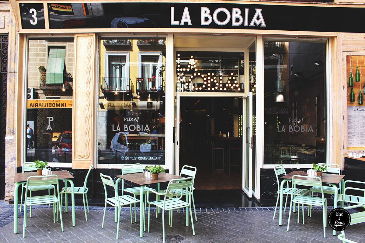 La Bobia restaurante asturiano Madrid