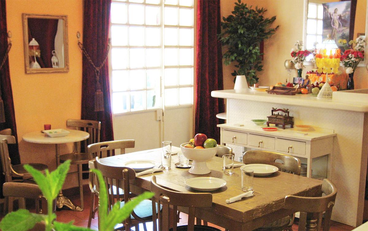 Gauranga restaurante Madrid