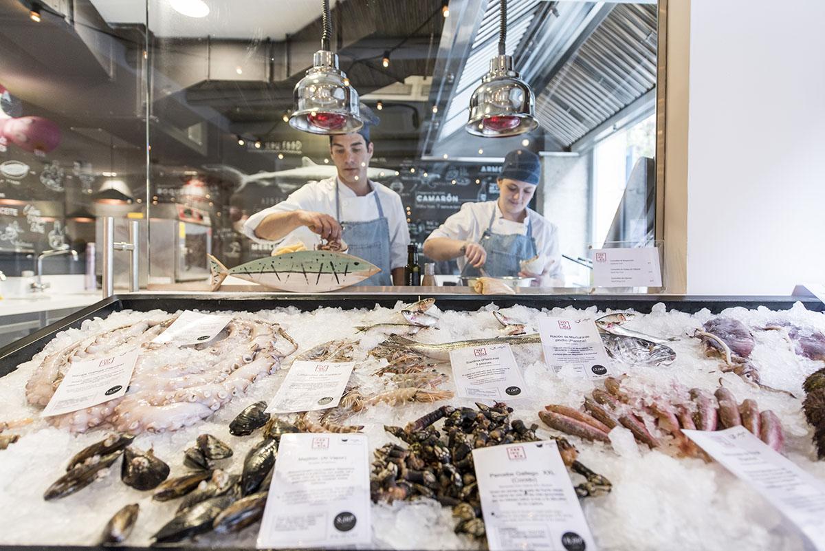 El Chiringuito de El Señor Martín restaurante Madrid