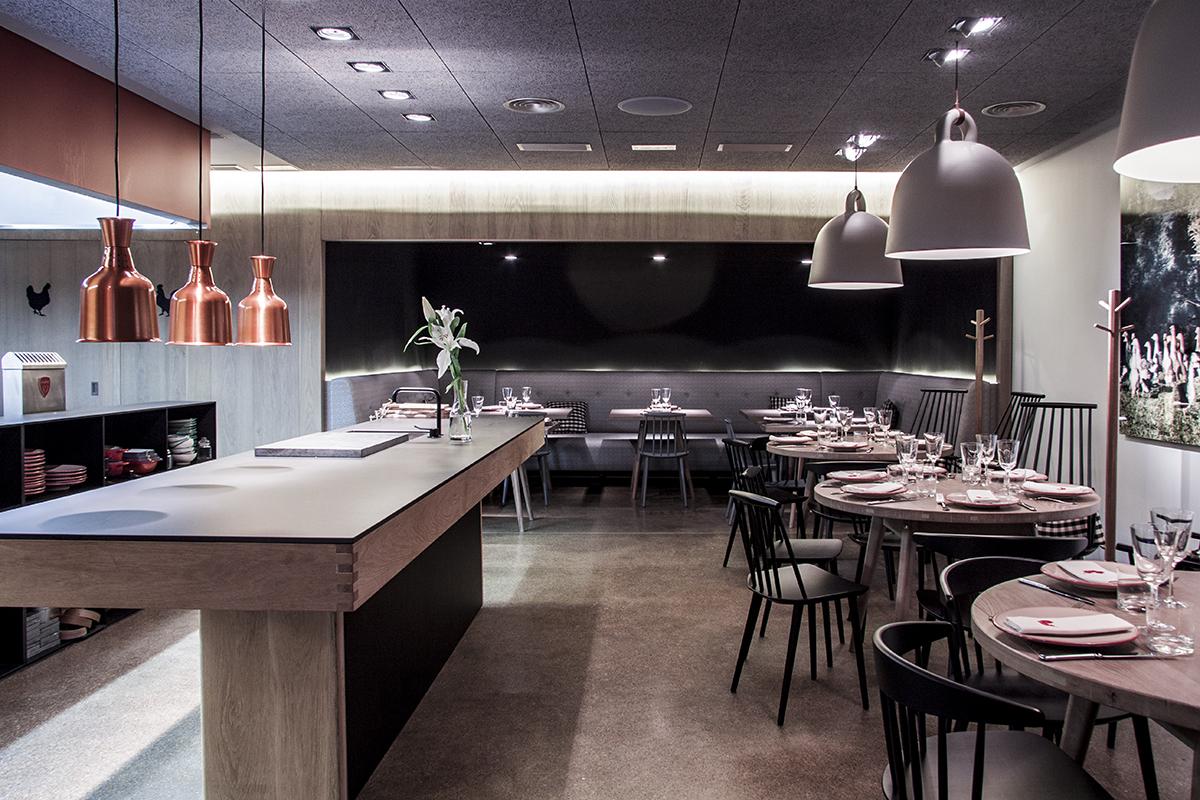 Aire restaurante el placer tiene alas eat love madrid - La cocina madrid ...