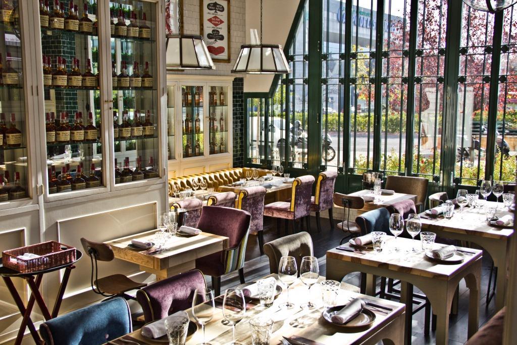 La Canica restaurante Madrid