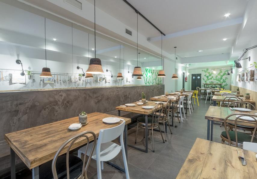 restaurante canario Gofio Madrid