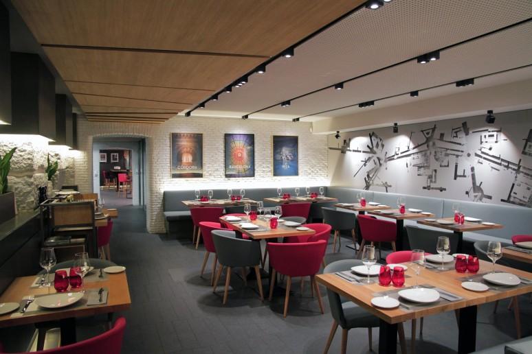 restaurante Diferen-t Madrid