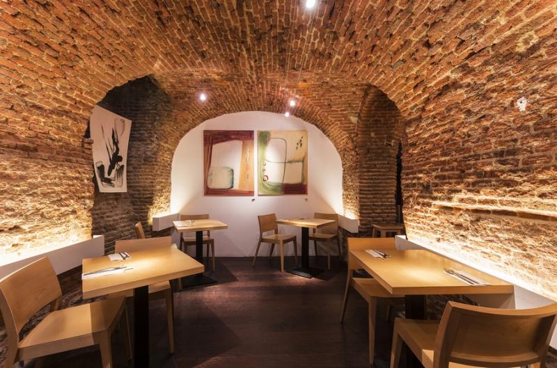restaurante L'artisan Furansu Kitchen Madrid