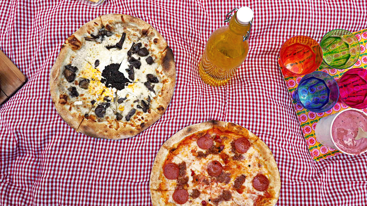 Pizzas artesanas de Ôven - Picnic en Madrid