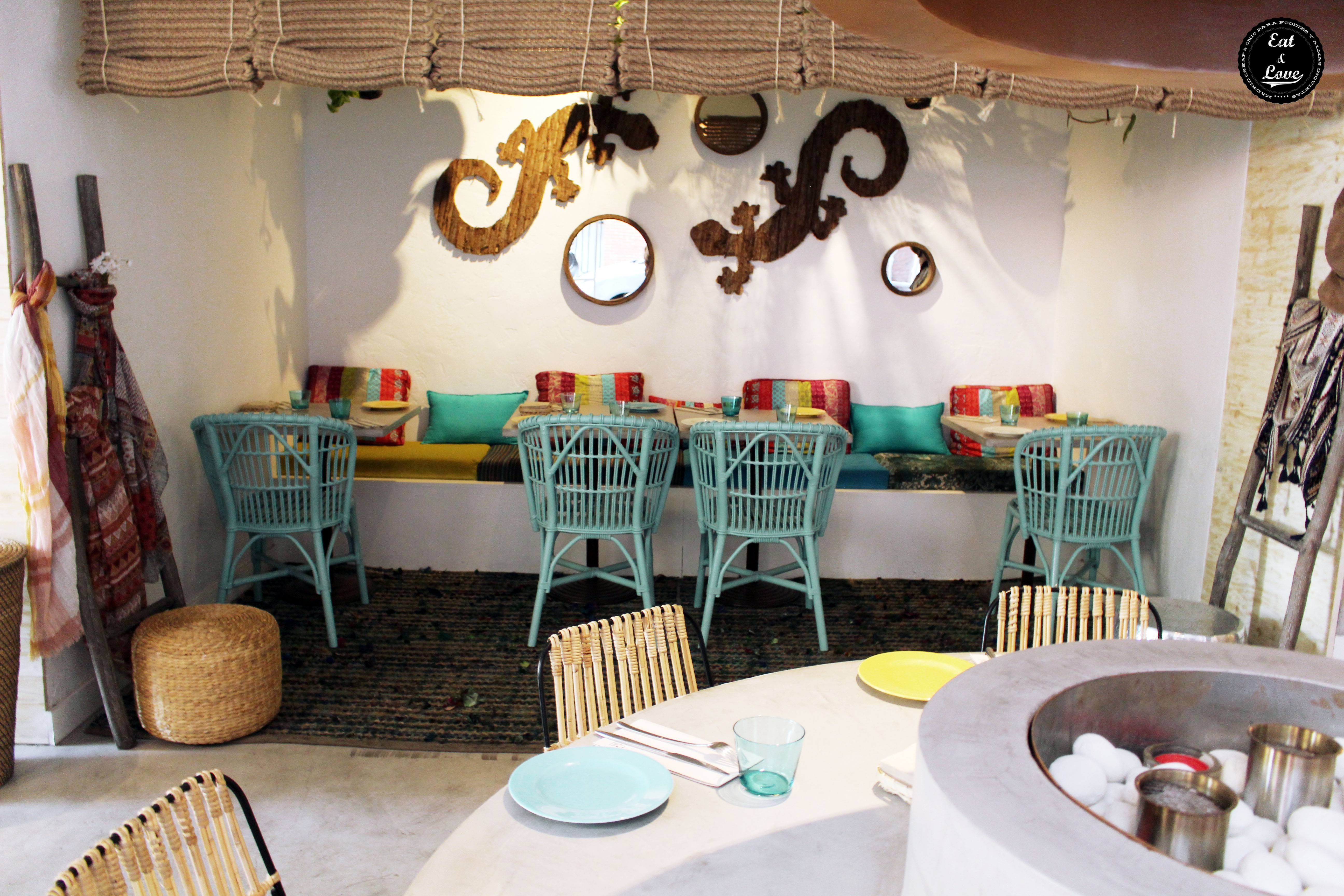 Bueno bonito barato ii 25 restaurantes divinos m s en madrid por 25 o menos eat love - Decoraciones de bares ...