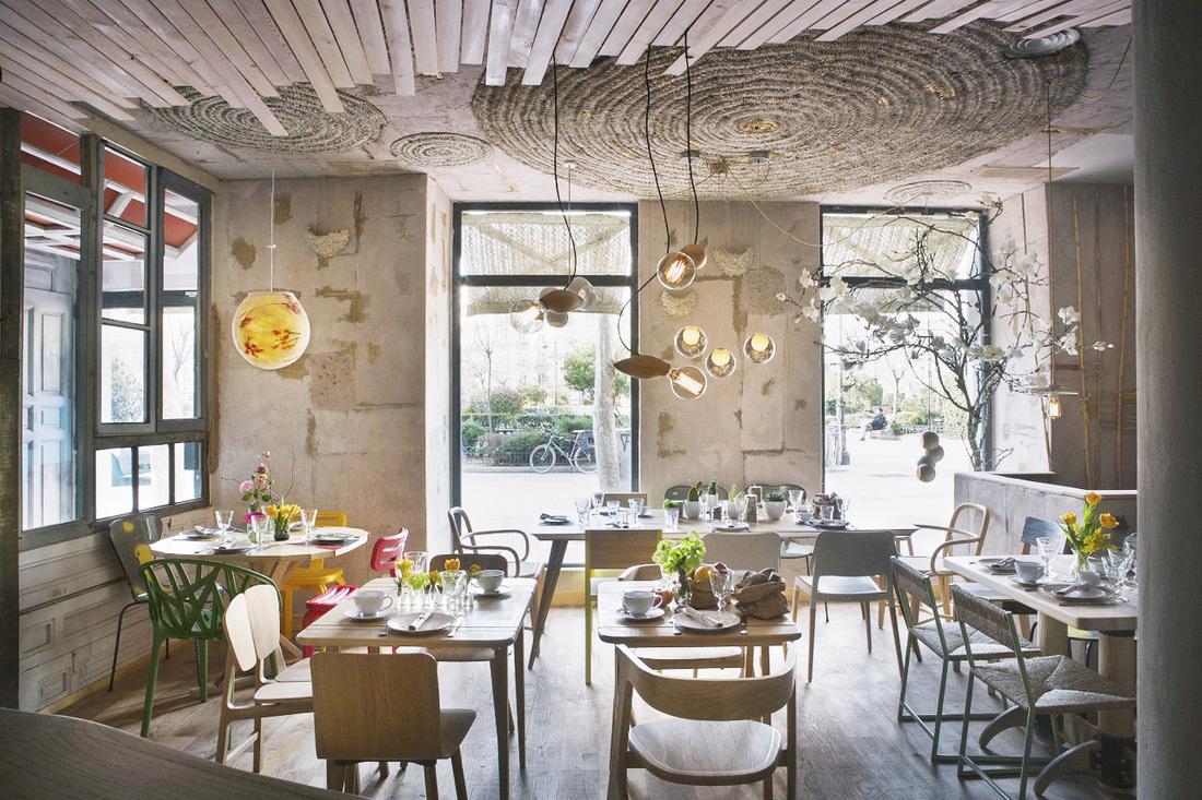 restaurante Mamá Campo Madrid