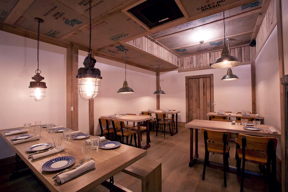 Bistronomika restaurante Madrid