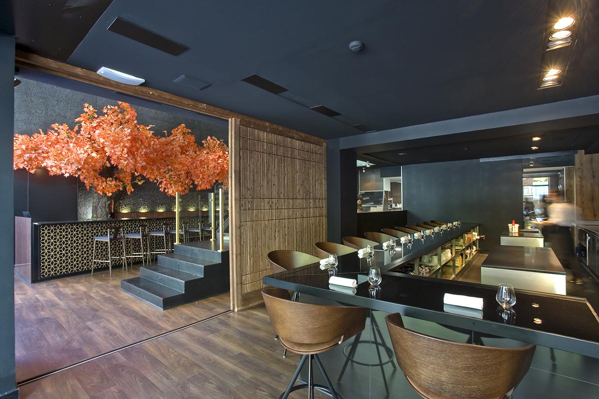 restaurantes de moda madrid - 47 Ronin