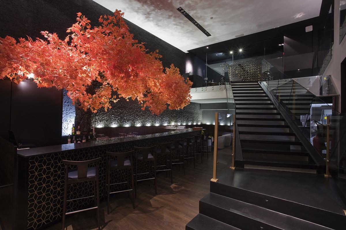 47 ronin restaurante japonés Madrid