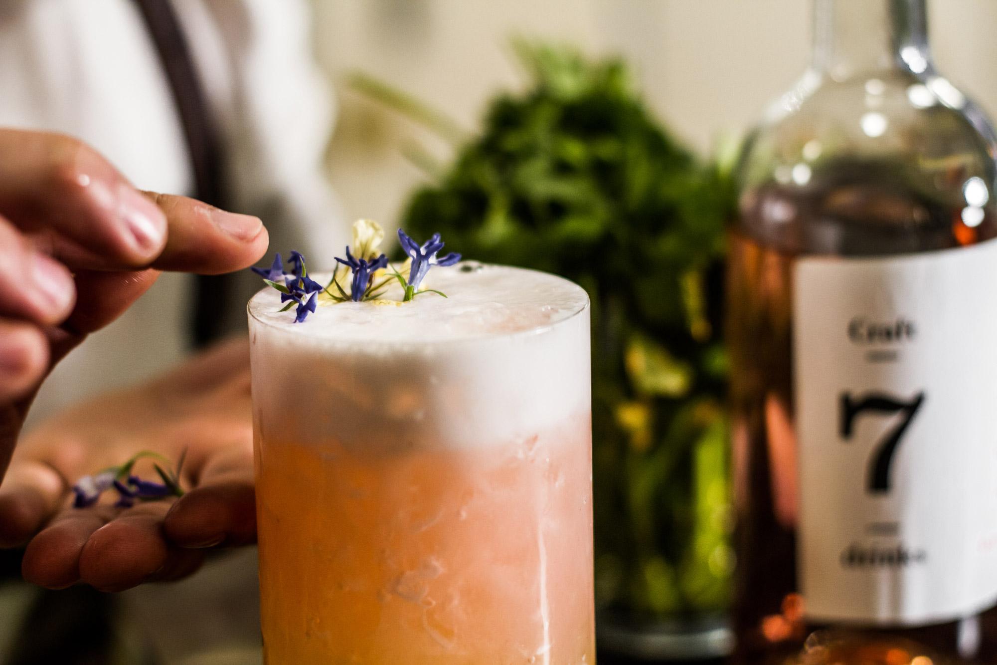 7 Craft Bar mejores cócteles Madrid