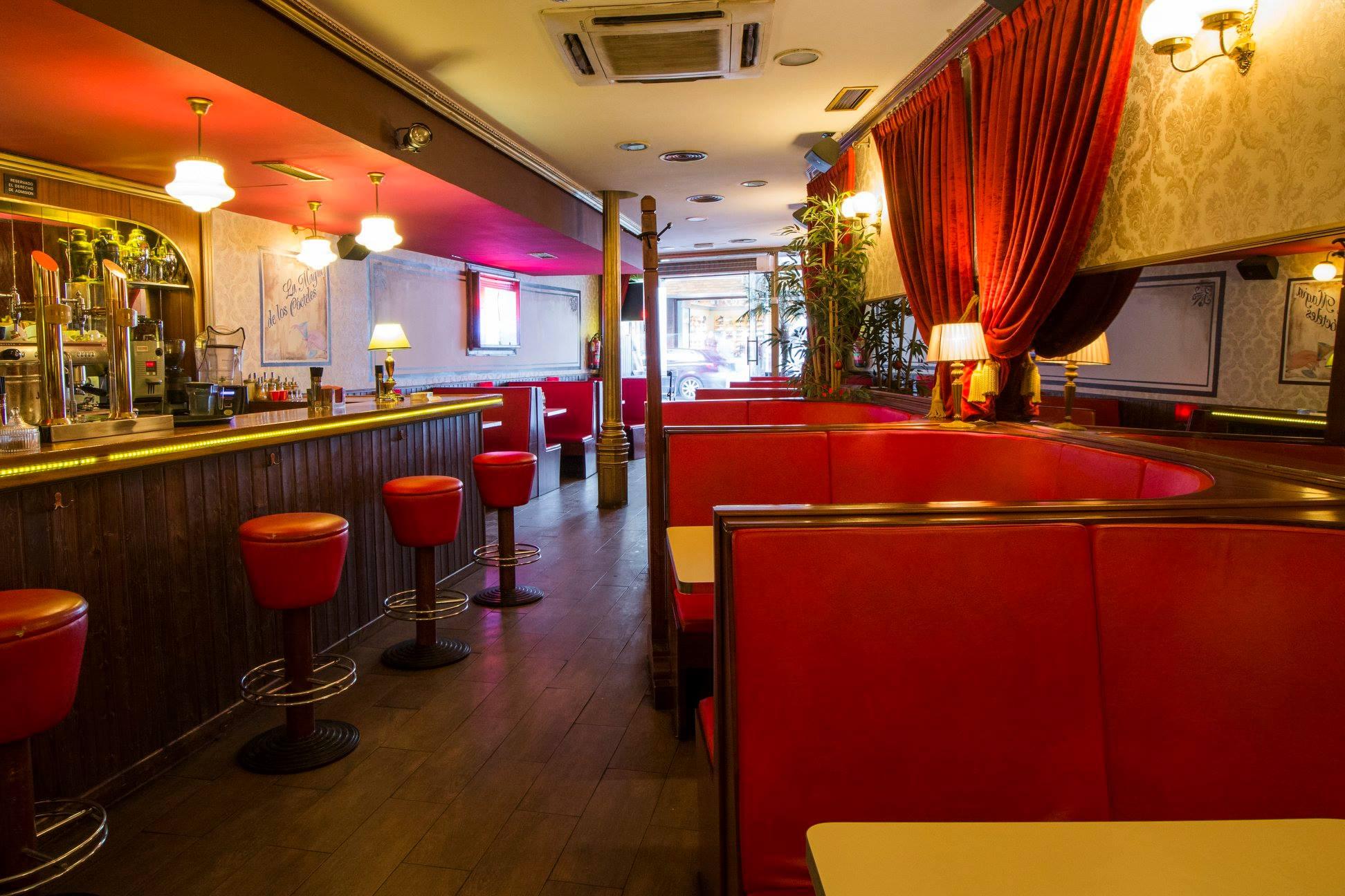 Harvey's cocktailbar mejores cócteles Madrid