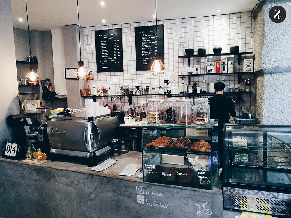 Hanso Café Madrid
