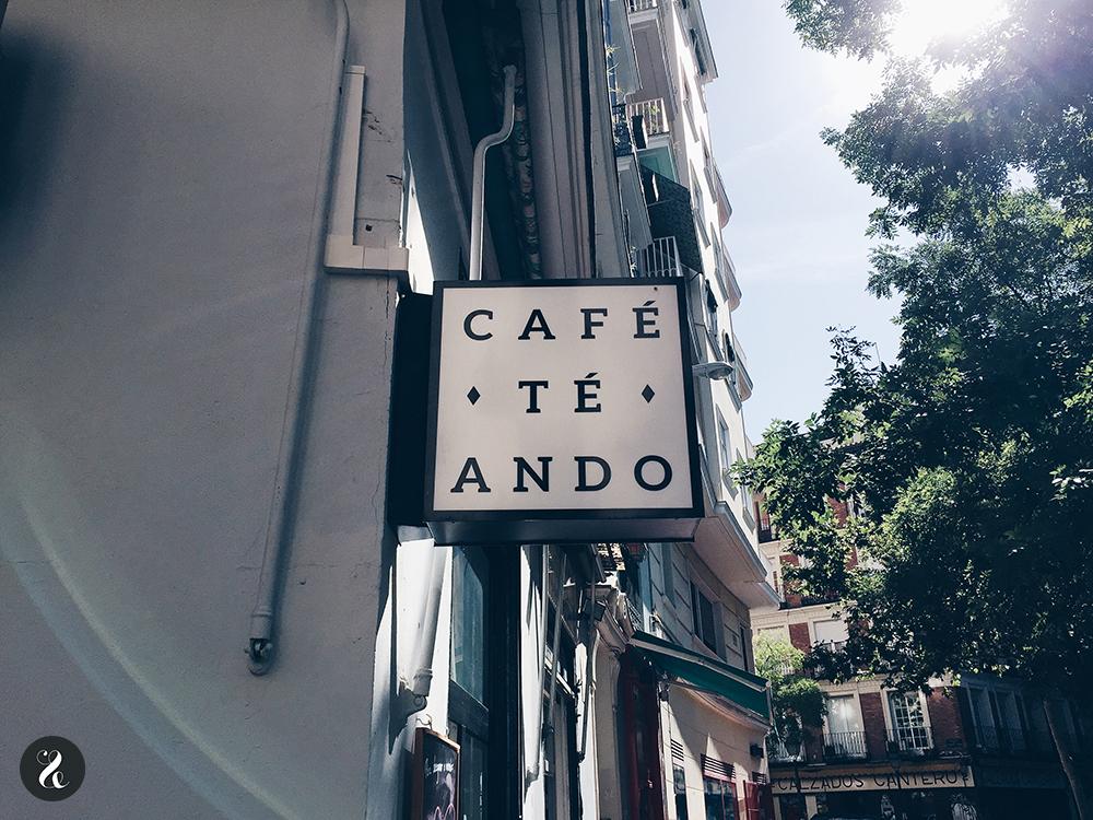 mejores tés madrid - Cafeteando