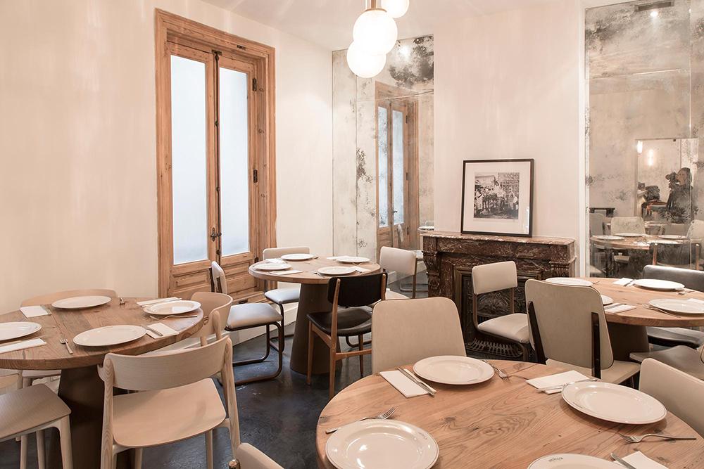 restaurante Mejillón Madrid