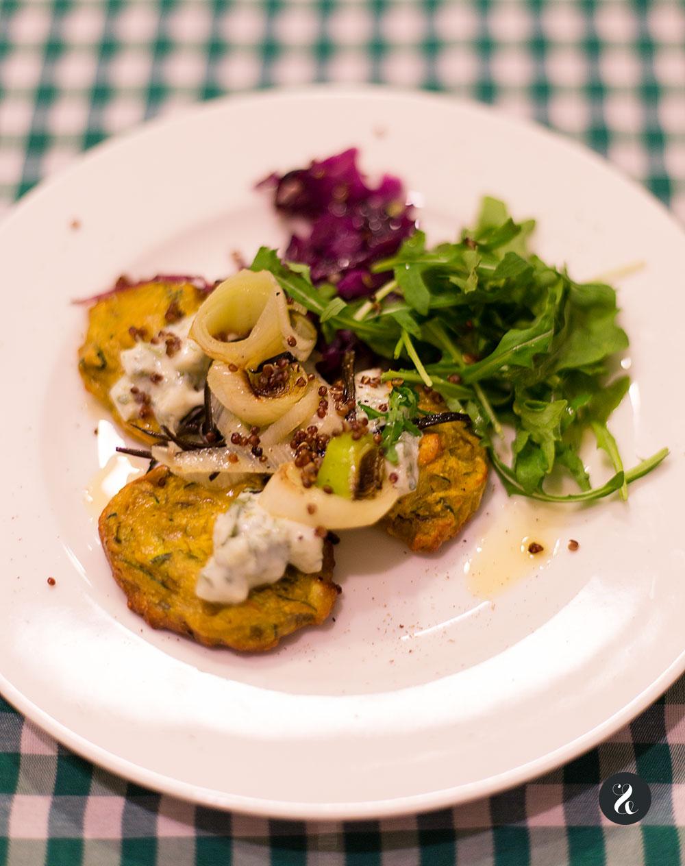 Uno de los platos del menú 'veggie' de Kiki Deli - Foto: Lora Demodé
