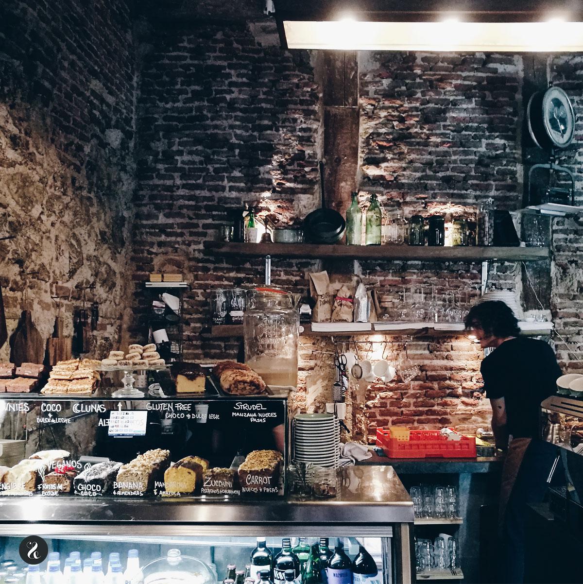 Además de su delicioso café, Pum Pum también tiene brunch eco 'homemade' / Foto: Bea Jarauta