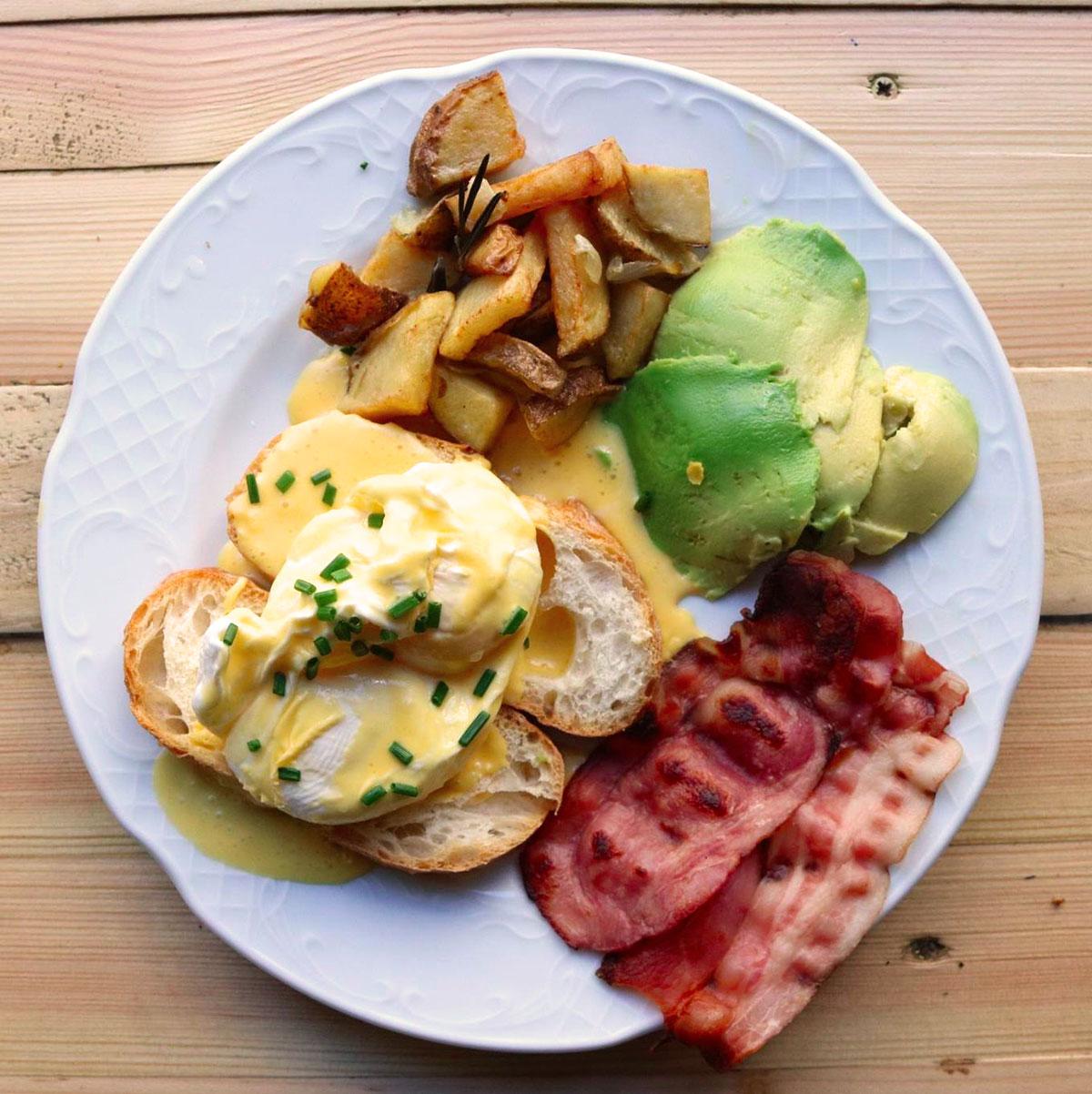 The Toast Café: un clásico, a la americana