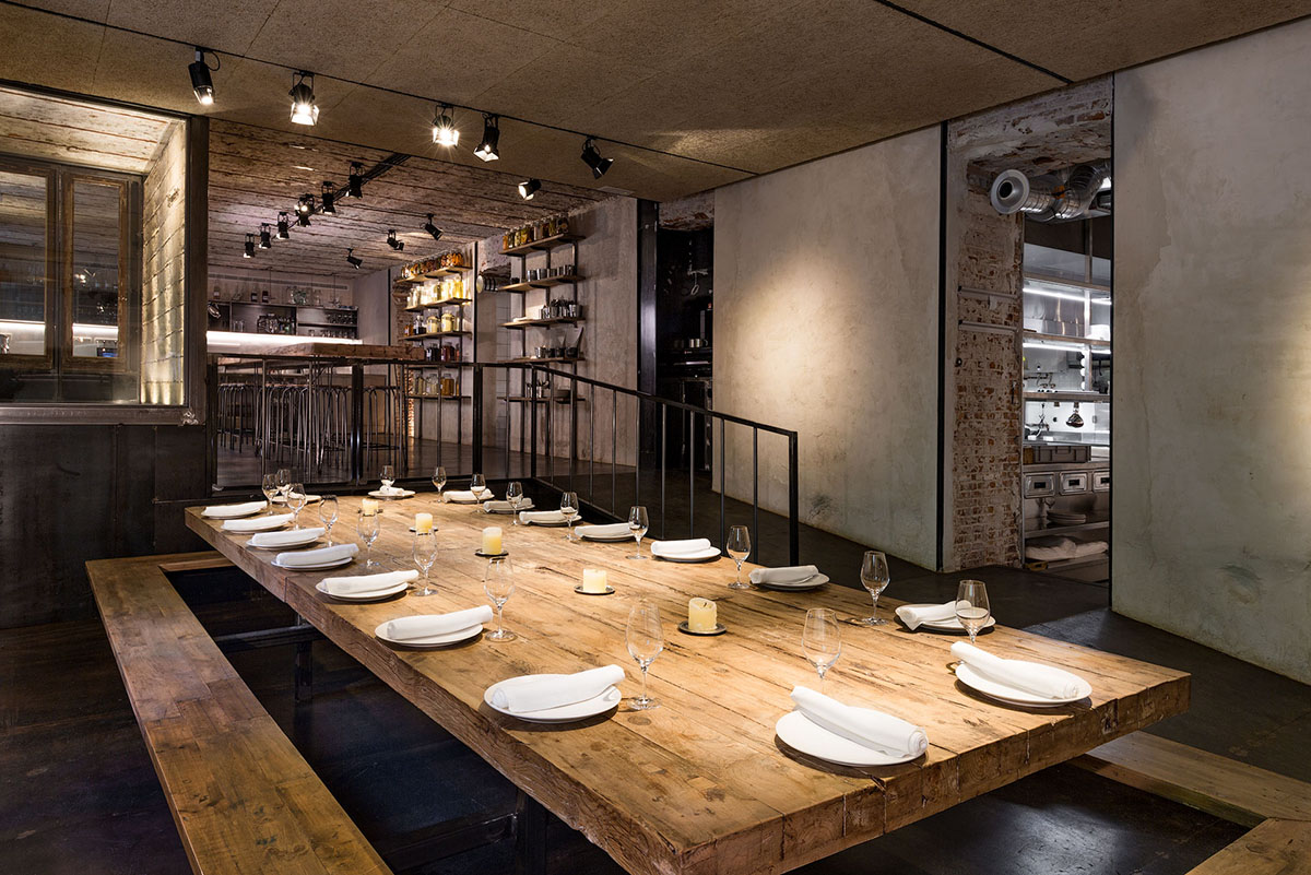 restaurantes de moda madrid - Fismuler
