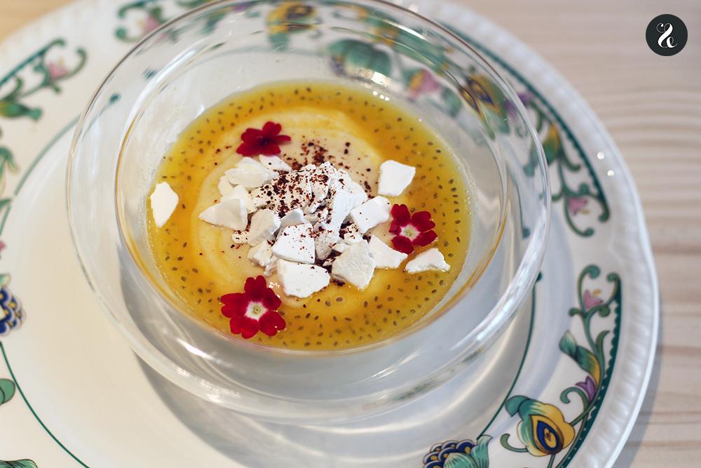 suspiro limeño Tampu restaurante peruano Madrid
