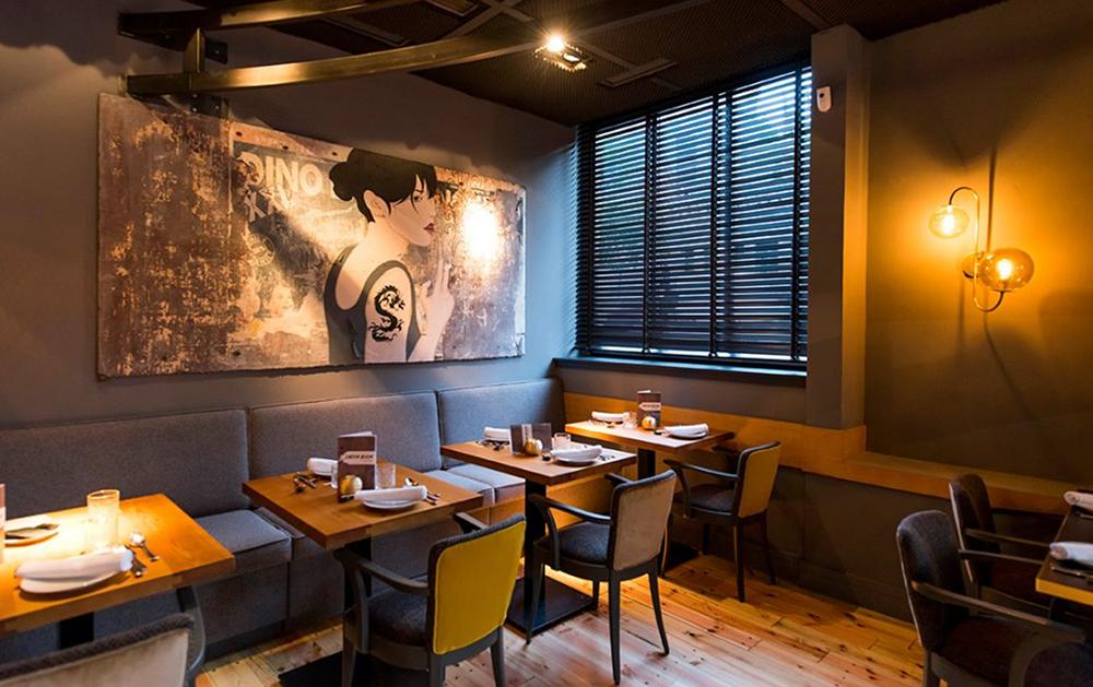 Sasha Boom restaurante Madrid