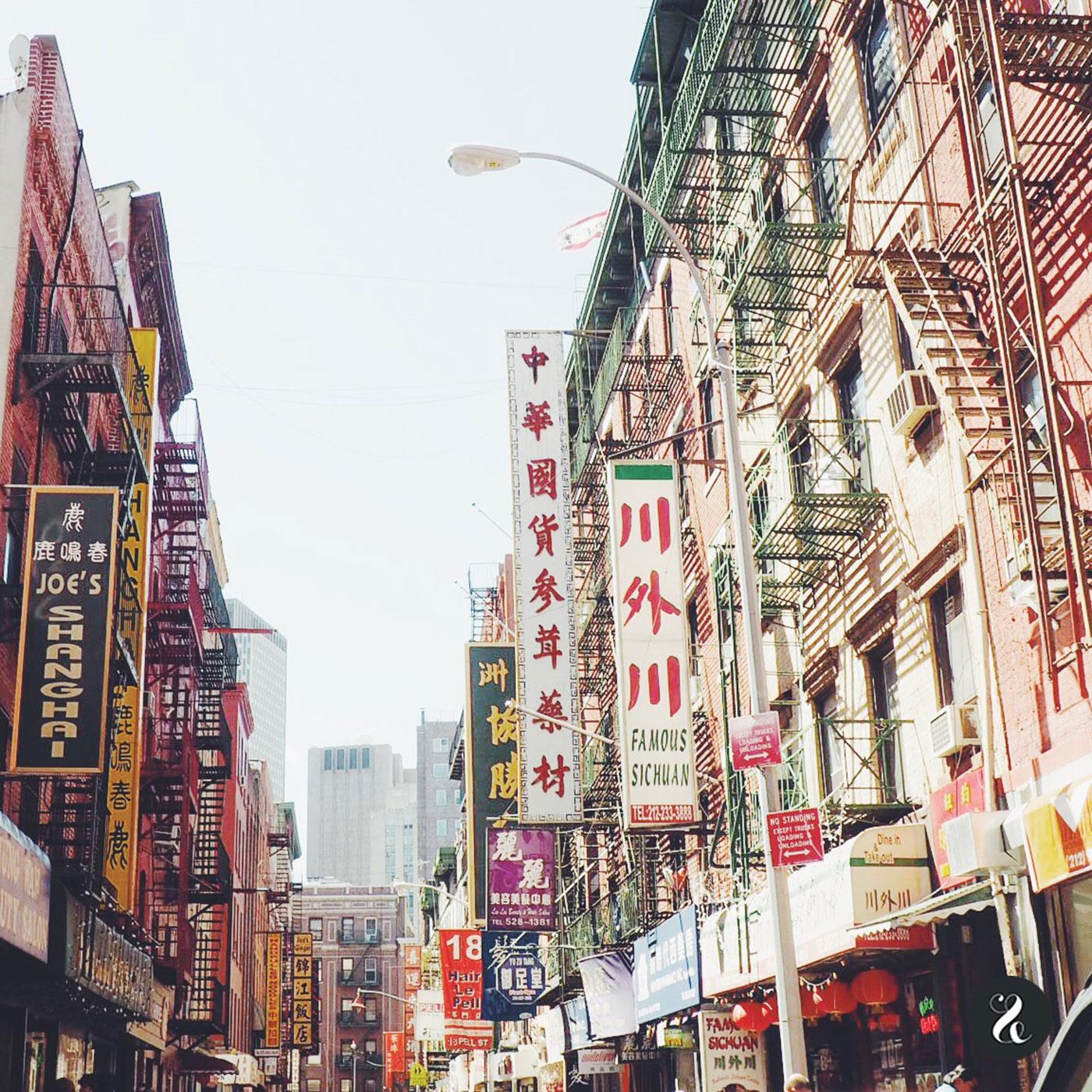 Joe's Shanghai Chinatown New York