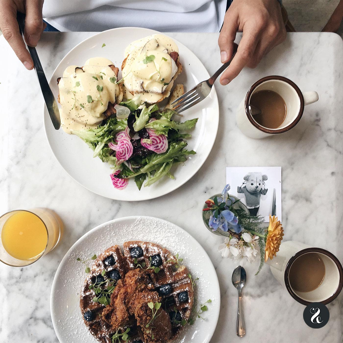 Loosie's Kitchen, en Brooklyn, es un rincón encantador en que podrás disfrutar de un 'brunch' neoyorquino inolvidable.