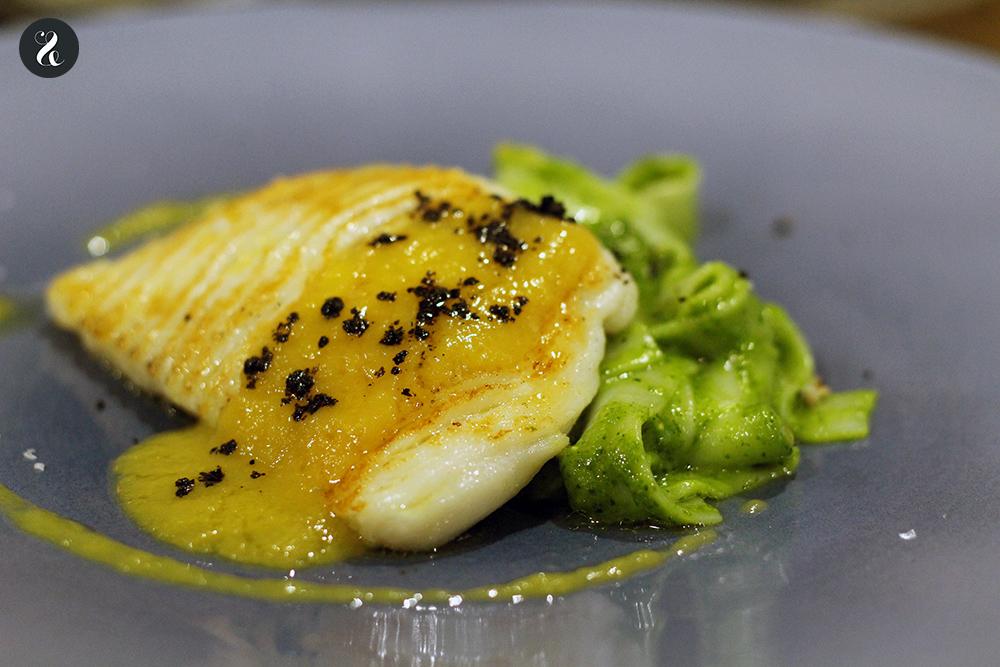 raya asada Lúbora bistró restaurante Madrid