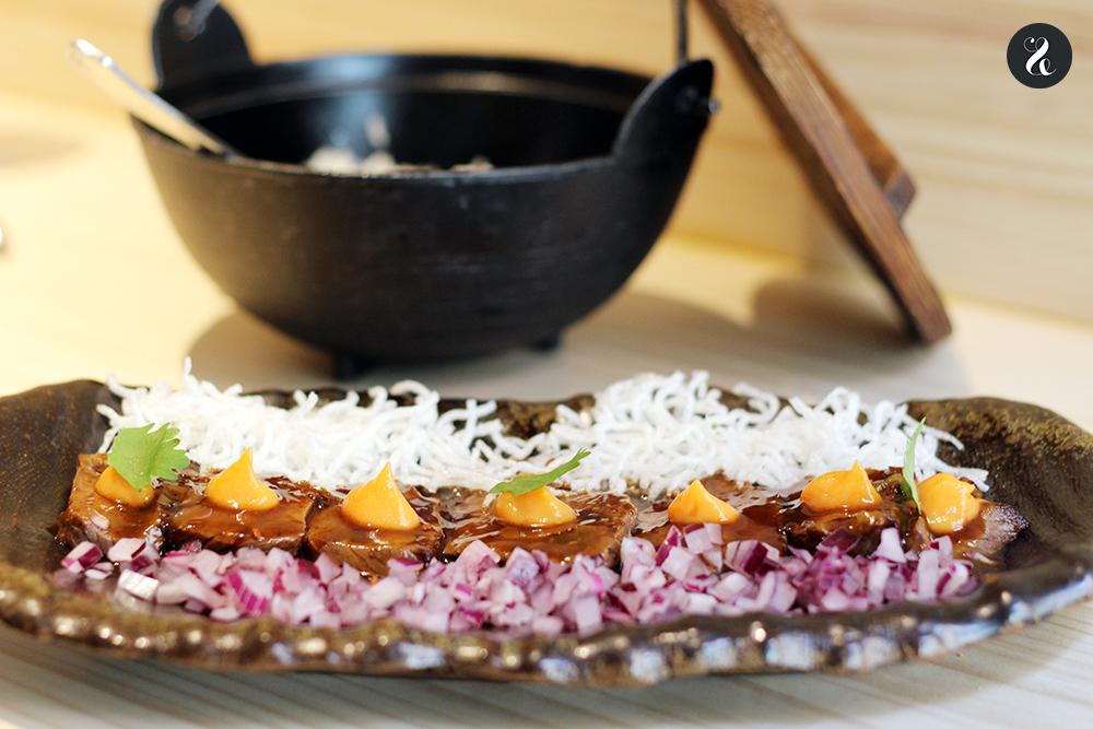 Tataki Tampu restaurante peruano Madrid