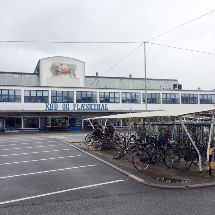 Meatpacking district Copenhague