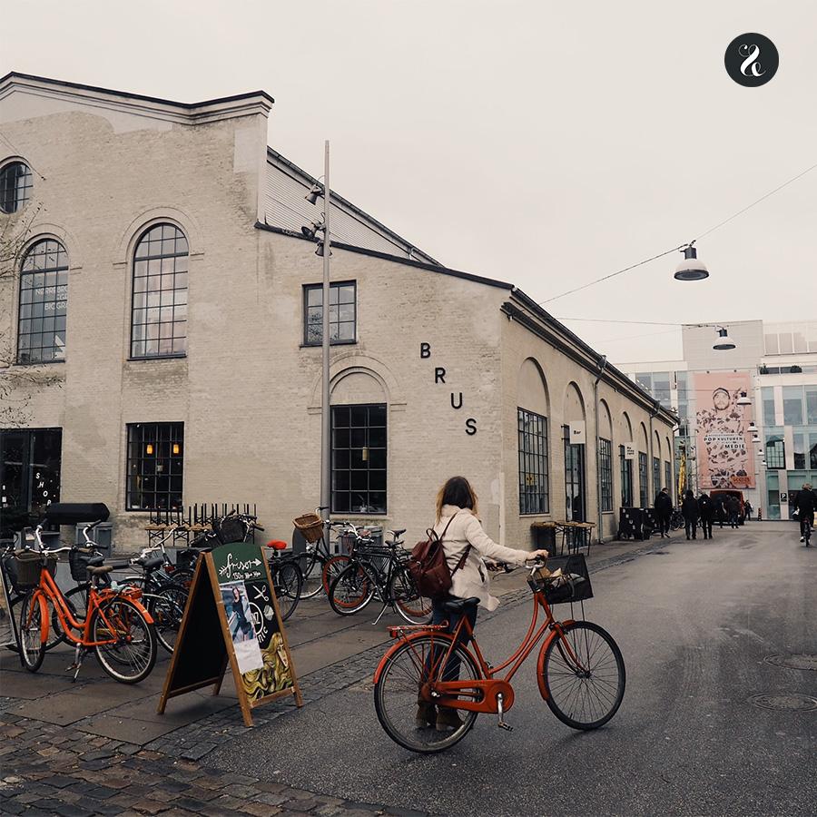 El barrio de Norrebrö es uno de los más alternativos de Copenhague: aquí encontrarás modernos restaurantes, tiendas y cafés.