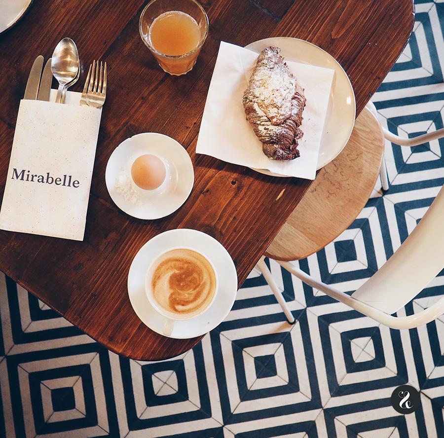 Mirabelle es una coqueta cafetería eco en Norrebrö en la que desayunamos así de bien
