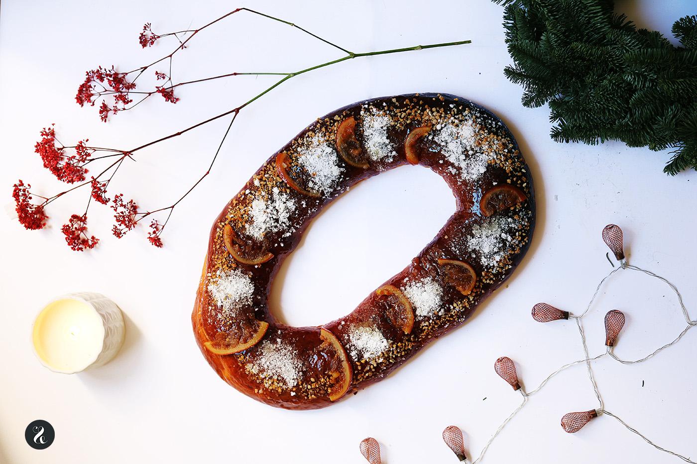 Mejores roscones Reyes Madrid La Miguiña